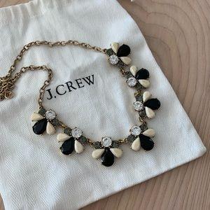 J Crew jewel necklace